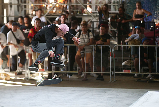 MADE Sydney - Hubba Hideout Skate Competition