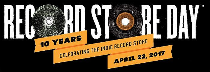 Official Record Store Day