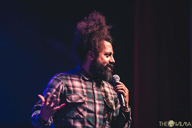 (Neubauer Media), Reggie Watts