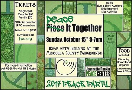 Jeannette Rankin Peace Center